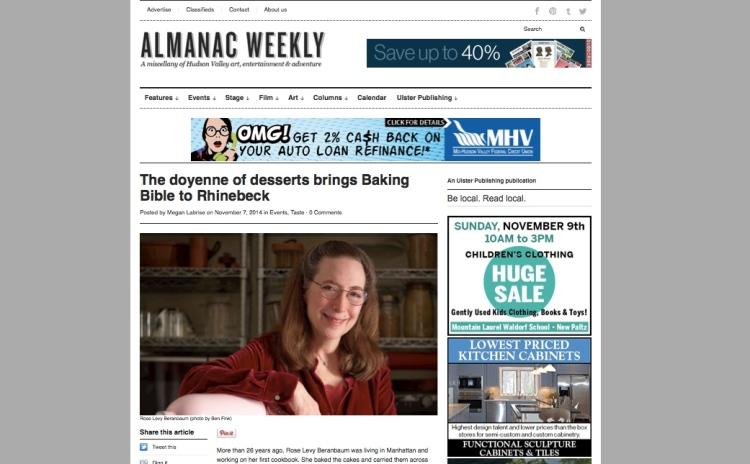 Almanac Weekly